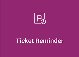 Parking ticket reminder